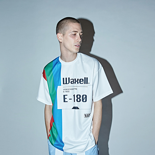 [DBSW] Waxell Mesh T-shirts WHITE