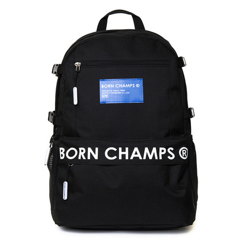 [Bornchamps]BC TIME BACKPACK BLACK CERFMBG06BK