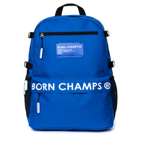[Bornchamps]BC TIME BACKPACK BLUE CERFMBG06BL