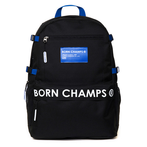[Bornchamps]BC TIME BACKPACK BLACK CERFMBG16BK