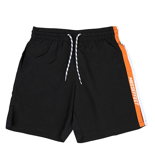 [RENDEZVOUZ] MASSEFFECT SURF SHORT BLACK