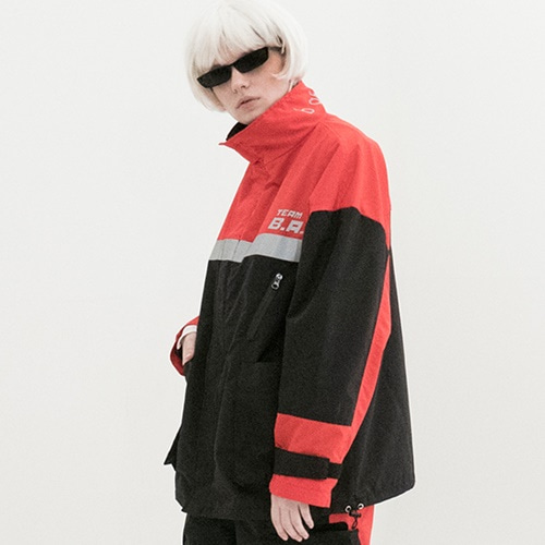 [비에이블투] Reflection Wind Breaker (RED)