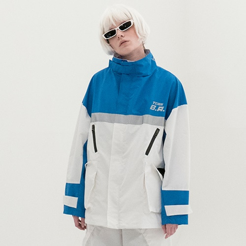 [비에이블투] Reflection Wind Breaker (BLUE)