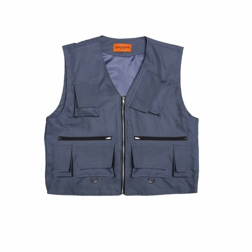 [DUCK DIVE]LEVEL 2 TECH VEST _ DARK BLUE