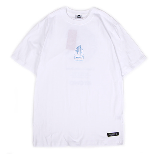[앱놀머씽] City T-Shirt (White)