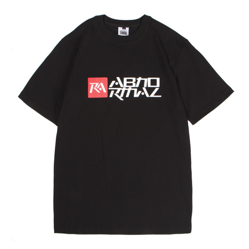[앱놀머씽] 18 Symbolic T-Shirt (Black)