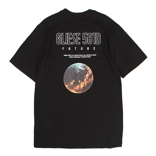 [앱놀머씽] Future T-Shirt (Black)