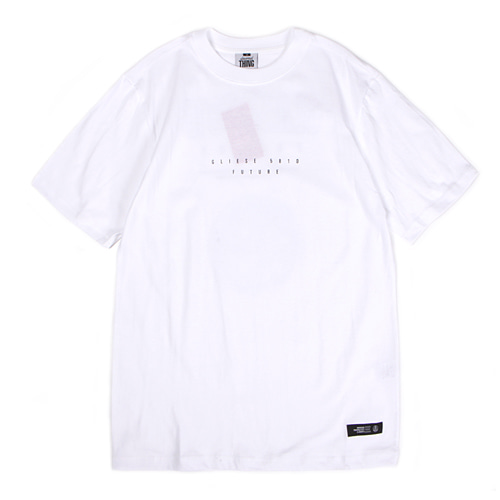 [앱놀머씽] Future T-Shirt (White)