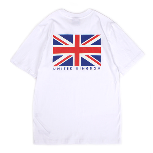 [앱놀머씽] Kingdom T-Shirt (White)