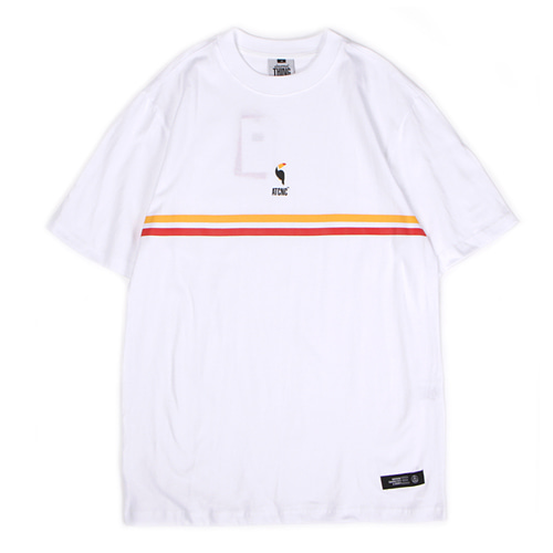 [앱놀머씽] Toucan T-Shirt (White)