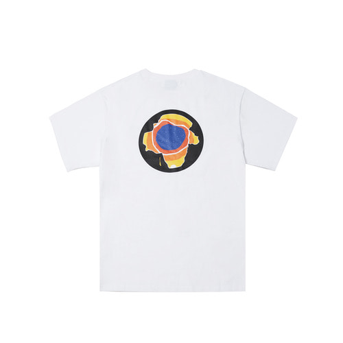 [Feel Enuff] Earth T-Shirt - White