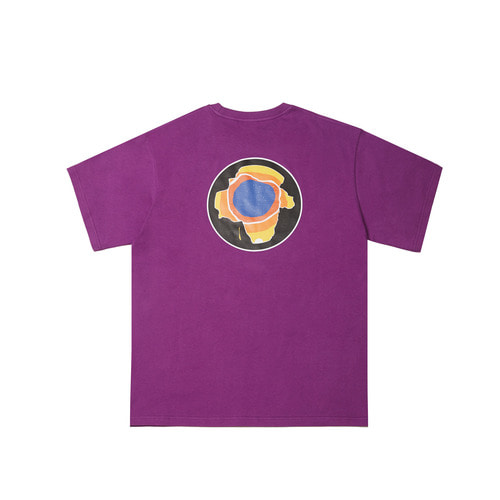[Feel Enuff] Earth T-Shirt - Purple
