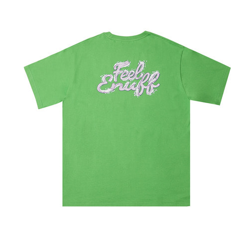 [Feel Enuff] Wave T-Shirt - Green