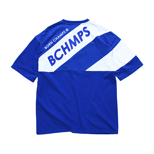 [Bornchamps]8 LOGO TEE CERBMTS03BL