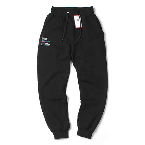 [앱놀머씽] ATC Sweat Jogger Pants (Black)
