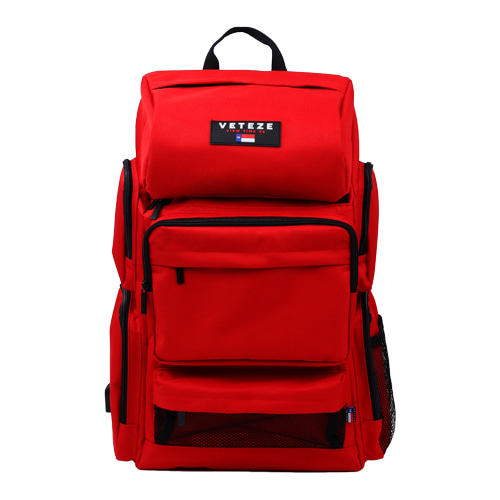 [VETEZE] DOZEN BACKPACK - RD