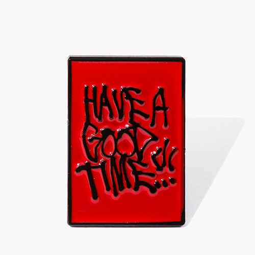 [Have a good time] Nasty Pin
