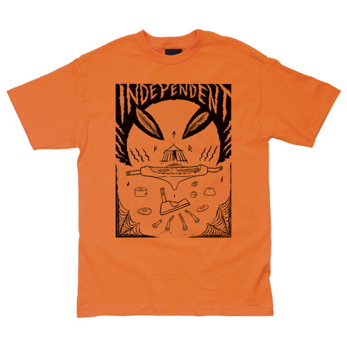 [INDEPENDENT] HITZ RITUAL DECOMISSIONING S/S TEE - ORANGE