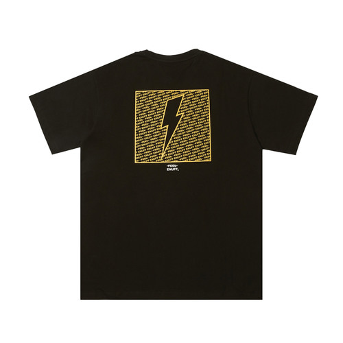 [Feel Enuff] THUNDER T-SHIRTS - BLACK