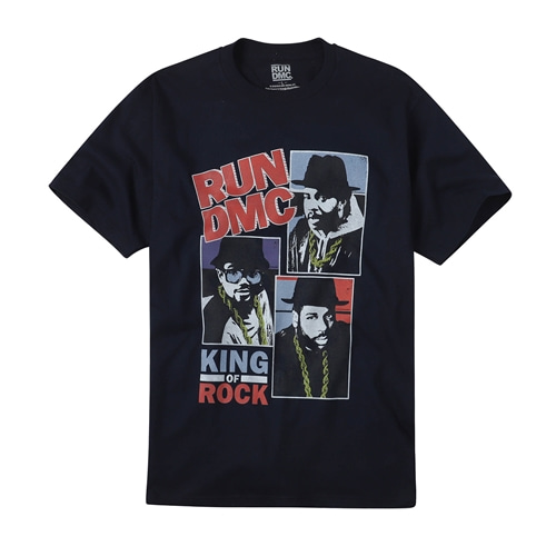 [BRAVADO] RUN DMC KING OF ROCK PHOTO STILLS (BRENT1598)
