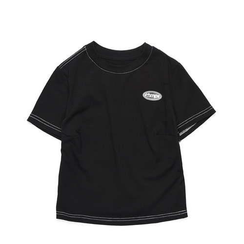 [Bornchamps]W CHAMPS TEE CERBGTS03BK