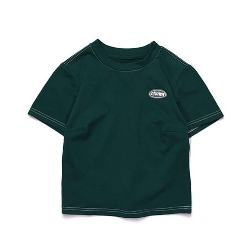 [Bornchamps]W CHAMPS TEE CERBGTS03GR