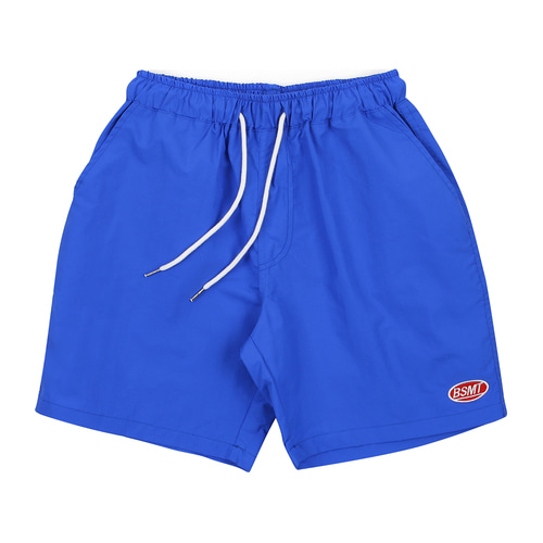 [BASEMOMENT] Surf Half Pants - Blue