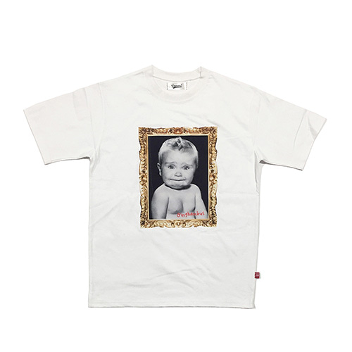 [GINGHAMBUS]Cry Baby T-shirt(unisex)