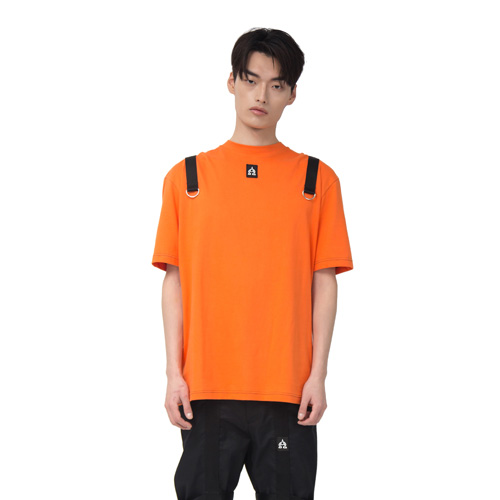 [VERDAMT] Harness Tshirt - Orange