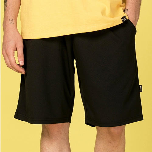 [Trippin CeLL] Trippin Cool Short-Pants (black)
