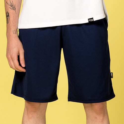 [Trippin CeLL] Trippin Cool Short-Pants (navy)