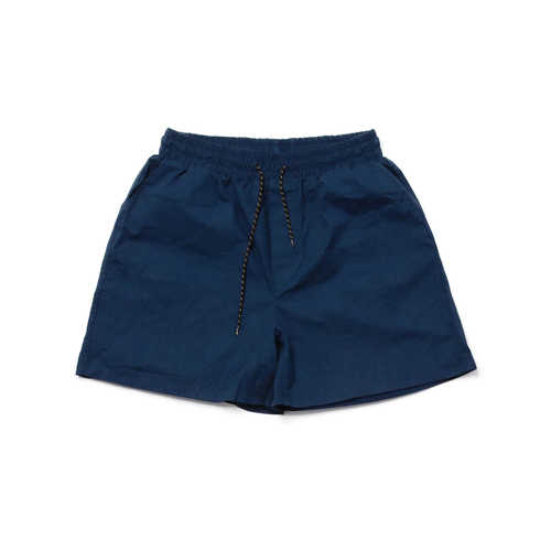 [Realization] Washed Cotton Shorts [BLUE]