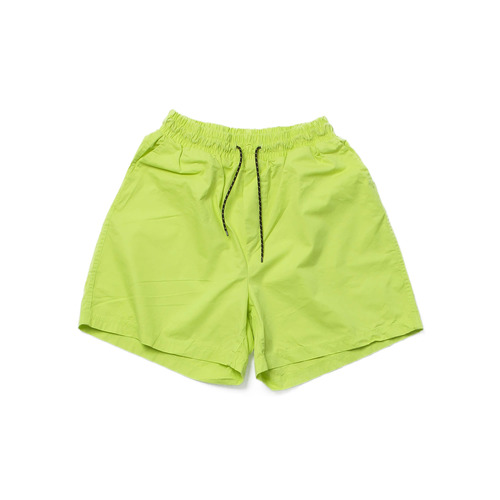 [Realization] Washed Cotton Shorts [NEON]