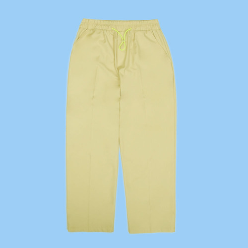 [DUCKDIVE] BTSD LONG PANTS_BEIGE