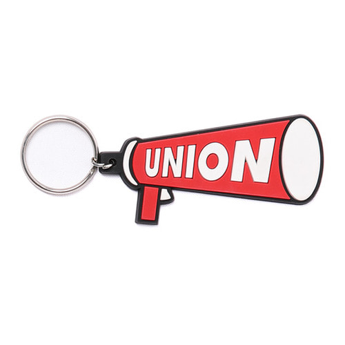 [Unionobjet] Union Megafon Key Ring - Red