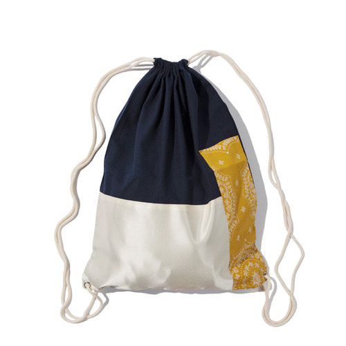 [KRUCHI] Patch Knapsack (Navy)