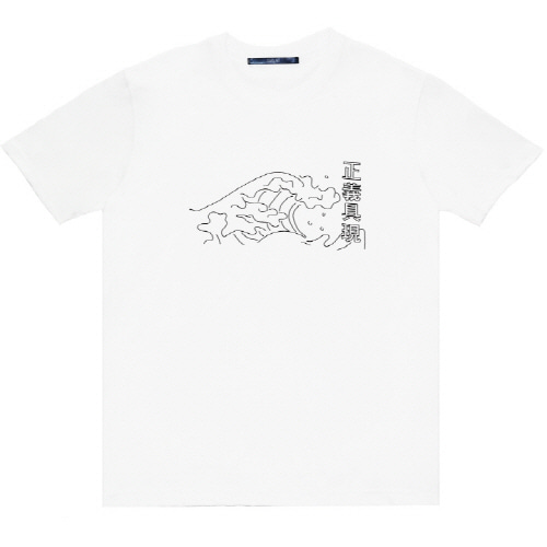 Wave T-Shirts White