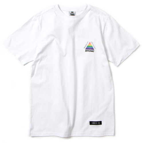 [앱놀머씽] Manufactures T-Shirt (White)