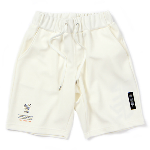 [앱놀머씽] SBT TRAINING SHORTS (WHITE)