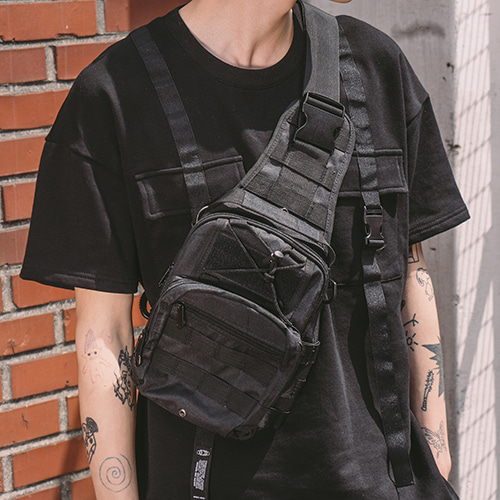 [CRUMP] Tech flavor authentic cross bag(TA0003)
