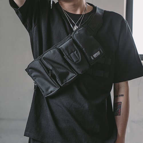 [CRUMP] Tech flavor extended cross bag(TA0002)