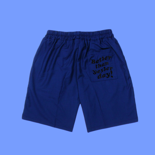 [DUCKDIVE] BTSD SHORT PANTS_NAVY