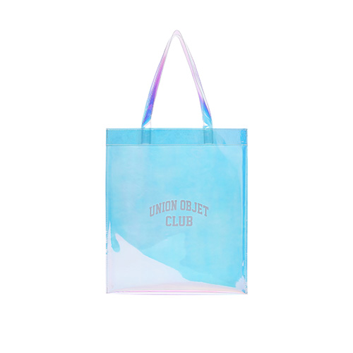[Unionobjet] Unionobjet Club Pvc Eco Bag - Hologram