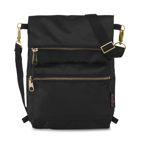[JANSPORT] INDIO - BLACK/GOLD (JS2SDJ0UQJ1)
