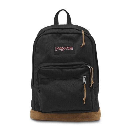 [JANSPORT] RIGHT PACK - BLACK (JSTYP7008I1)