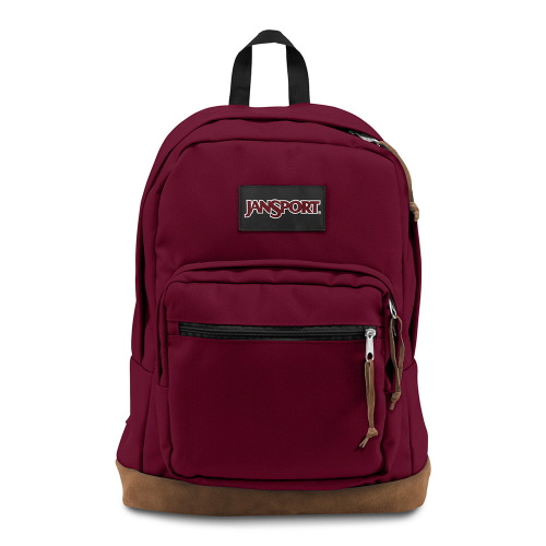 [JANSPORT] RIGHT PACK - RUSSET RED (JSTYP704SI1)