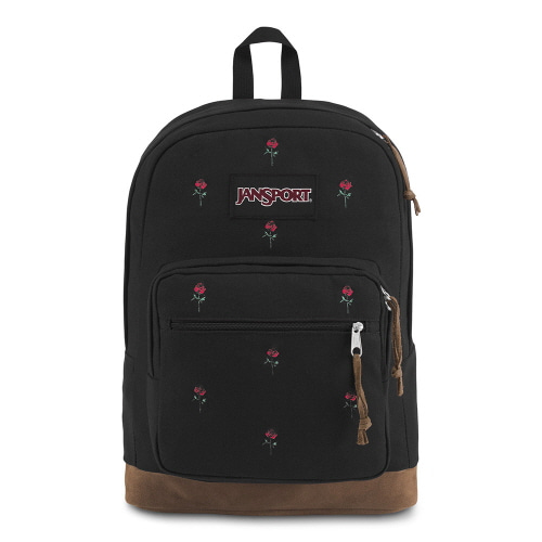 [JANSPORT] RIGHT PACK EXPRESSIONS - EMBROIDERED ROSES (JSTZR64C9J3)