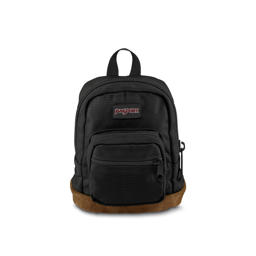 [JANSPORT] RIGHT POUCH - BLACK (JS2T3C008I1)