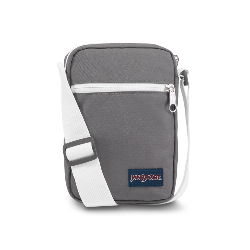 [JANSPORT] WEEKENDER - SHADY GREY / WHITE (JS3C4G3J4J3)