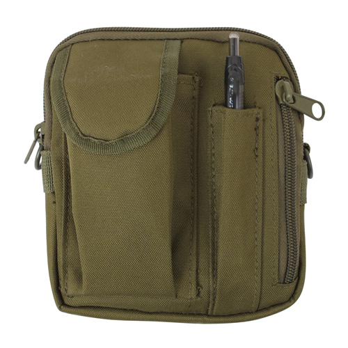 [Rothco] Rothco Molle Compatible Excursion Bag - olive